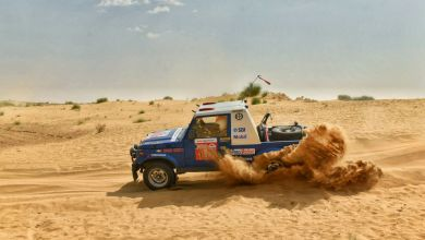 Photo of Maruti Suzuki Desert Storm 2018 takes over the sand dunes of Bikaner on Day 1