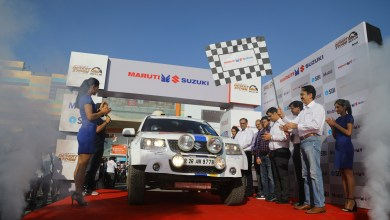 Photo of 2018 Maruti Suzuki Desert Storm flagged off from Noida