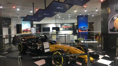 Photo of LAUNCH OF RENAULT EXPERIENCE CENTRE: A GLOBAL FIRST