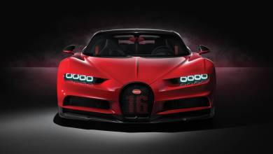Photo of BUGATTI CHIRON SPORT IS 40 LBS LIGHTER, FASTER IN CORNERS