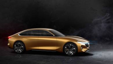 Photo of Pininfarina Reveals H500 In China As Concept For Smooth EV Sedan