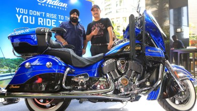 Photo of Indian Motorcycle(R) introduces the ultra-luxurious touring machine- 2018 Indian(R) Roadmaster™ Elite