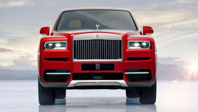 Photo of Rolls Royce Cullinan photos leaked before official unveil.