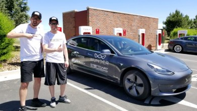 Photo of Sean Mitchell Sets A New Range Record With Its Tesla Model 3
