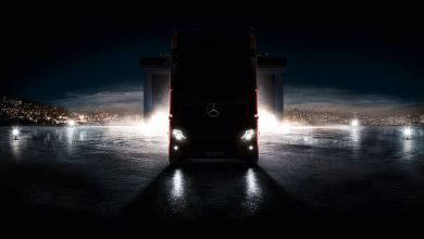 Photo of Mercedes New Actros to debut Sept 5.