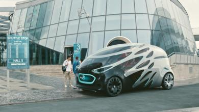 Photo of Mercedes-Benz Vision Urbanetic