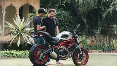 Photo of Ducati specially customized edition of Monster 797