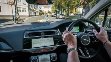 Photo of SOUND OF JAGUAR I-PACE PROTECTS ROAD USERS