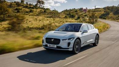 Photo of JAGUAR I-PACE NAMED BBC TOPGEAR MAGAZINE EV OF THE YEAR