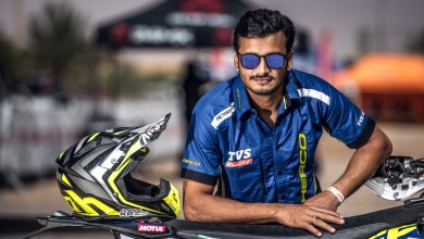 Photo of Sherco TVS Factory Rally Team announces India's Aravind KP to be its fourth rider for Dakar 2019