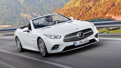 Photo of Mercedes next-generation SL is here