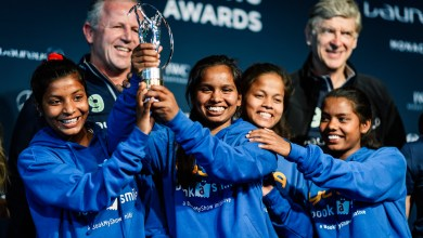 Photo of Indian girls' sports programme wins Laureus World Sports  Award,