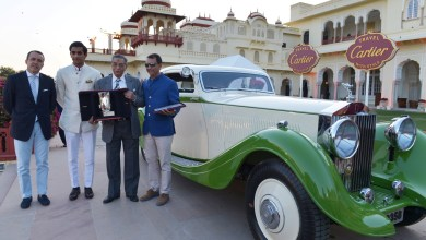 Photo of Cartier 'Travel With Style' Concours d'Elegance Returns to India