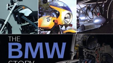 Photo of THE BMW MOTORCYCLE STORY – SECOND EDITION
