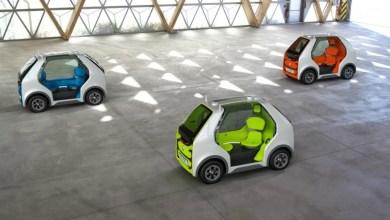 Photo of Renault unveils autonomous EZ-Pod concept.