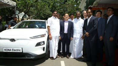 Photo of Hyundai showcases its First Fully Electric SUV 'KONA Electric' in Chennai