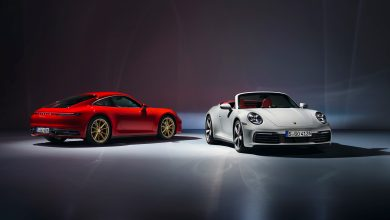 Photo of Porsche adds new 911 Carrera Coupé and 911 Carrera Cabriolet to its line-up.