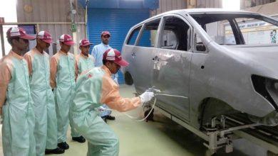 Photo of Toyota Kirloskar Motor-  'Behind the Scenes' journey.