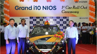 Photo of Hyundai Rolls out first Grand i10 NIOS from its Chennai plant