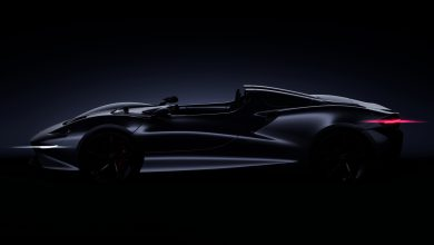 Photo of McLaren Automotive announces new ultimate series model at Pebble Beach Concours.