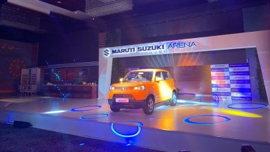 Photo of Maruti Suzuki S-Presso launched in India.