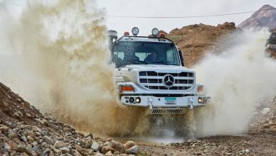 Photo of New Mercedes-Benz Zetros launched :The robust off-road truck