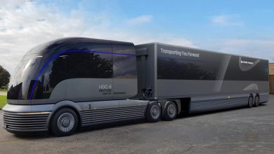 Photo of Hyundai Motor company reveals commercial Truck Mobility Vision at NACV Show