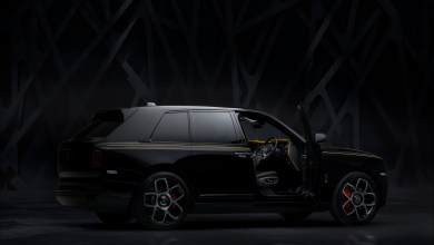 Photo of Rolls-Royce Cullinan Black Badge debuted in India