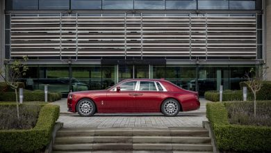Photo of Rolls-Royce reveals Red Phantom Commission with artist Mickalene