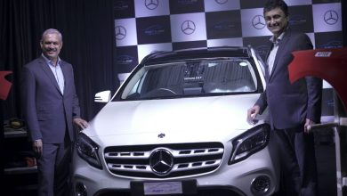 Photo of Mercedes-Benz launches  'Fast Lane Body & Paint repair' -specified accidental repairs within 3 days