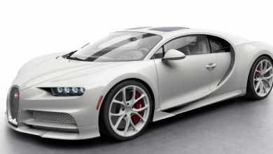 Photo of The one of its Kind: Bugatti Chiron Hermes Edition