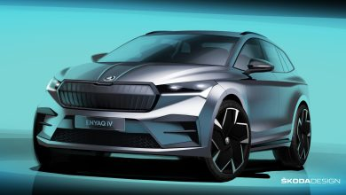 Photo of ŠKODA takes another step forward in design with the ENYAQ iV