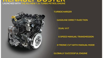 Photo of RENAULT DUSTER BECOMES THE MOST POWERFUL SUV IN THE SEGMENT WITH THE LAUNCH OF THE ALL-NEW 1.3L TURBO PETROL ENGINE