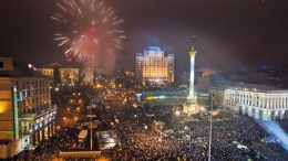 New Year Spain