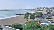 Cape Verde Praia coast