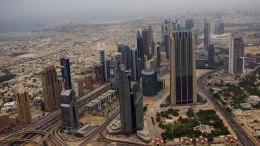 Dubai in 2017