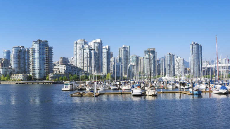 Vancouver Property Sales Fall in 2018