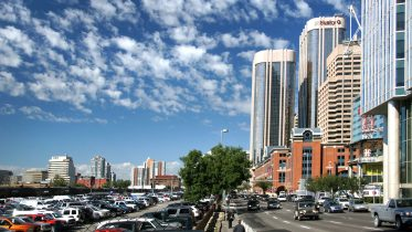 Calgary Housing Market Approaching the Corner