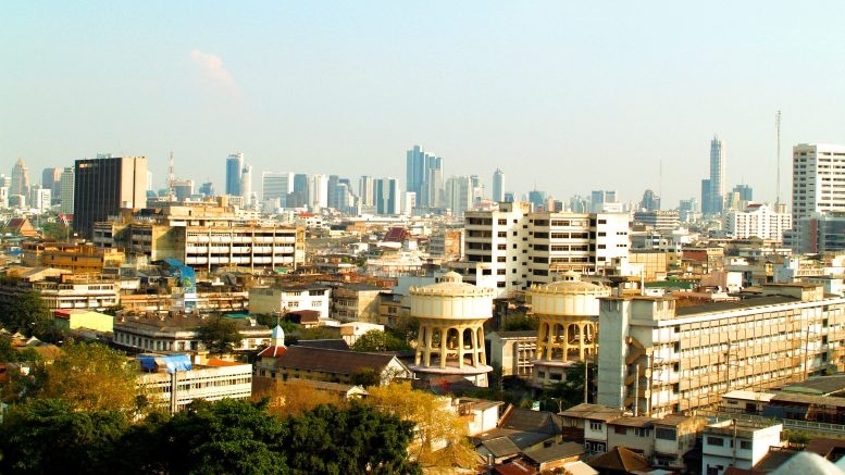 Bangkok Condo Market Suffering Downturn
