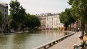 Paris 10th Arrondissement on the Rise