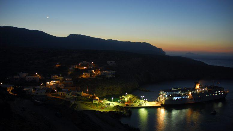 Greeks Bearing Gifts of Free Houses on Antikythera Island