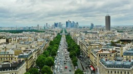 French Prime Property Sales Strengthening
