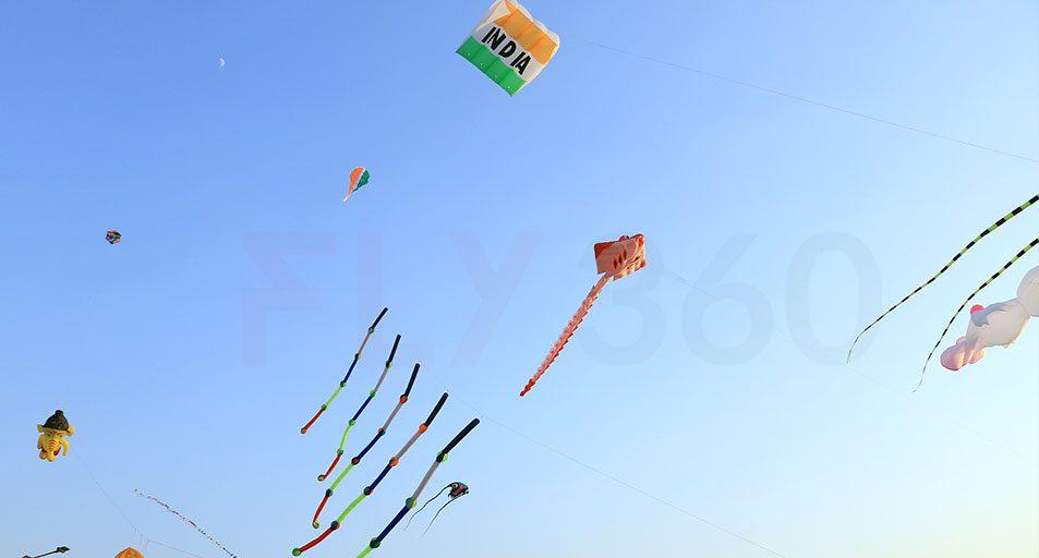 Beach-Kite-Festival-at-Dwarka
