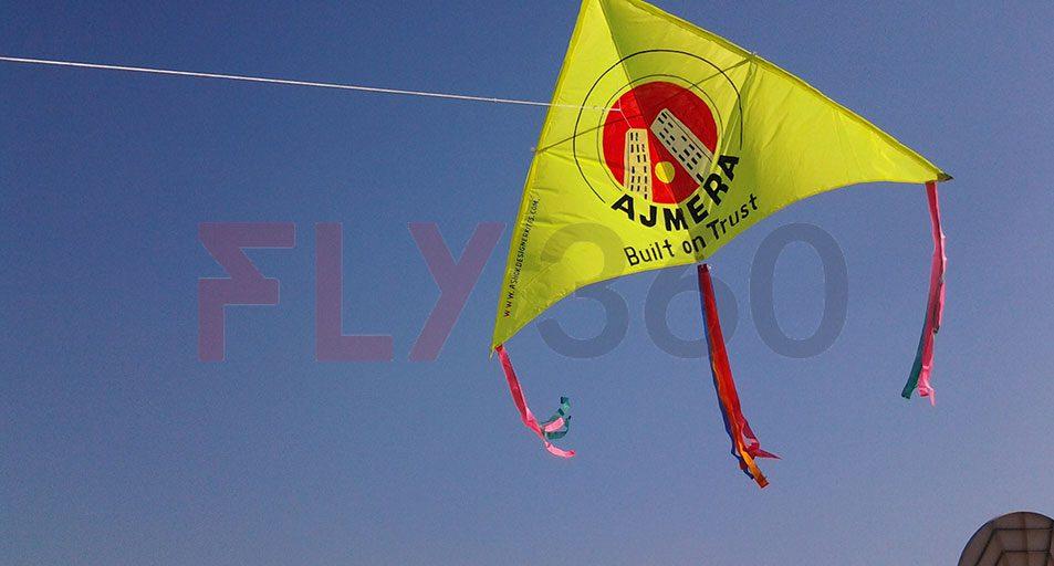 Kite Flying - Personalized Kites