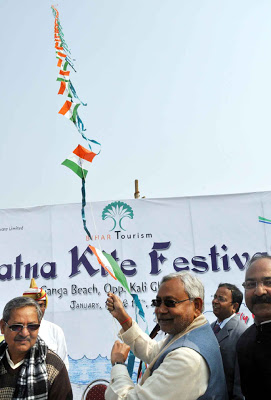 Kite Flying Show & Events