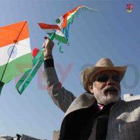 A Glimpse of 15 August Kite Flying Festival in Delhi