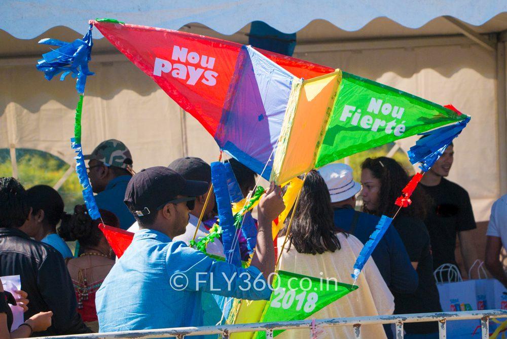 Box kite - Mauritius kite festival | FLY360