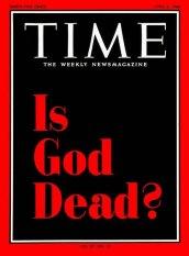 ¿Ha muerto Dios?