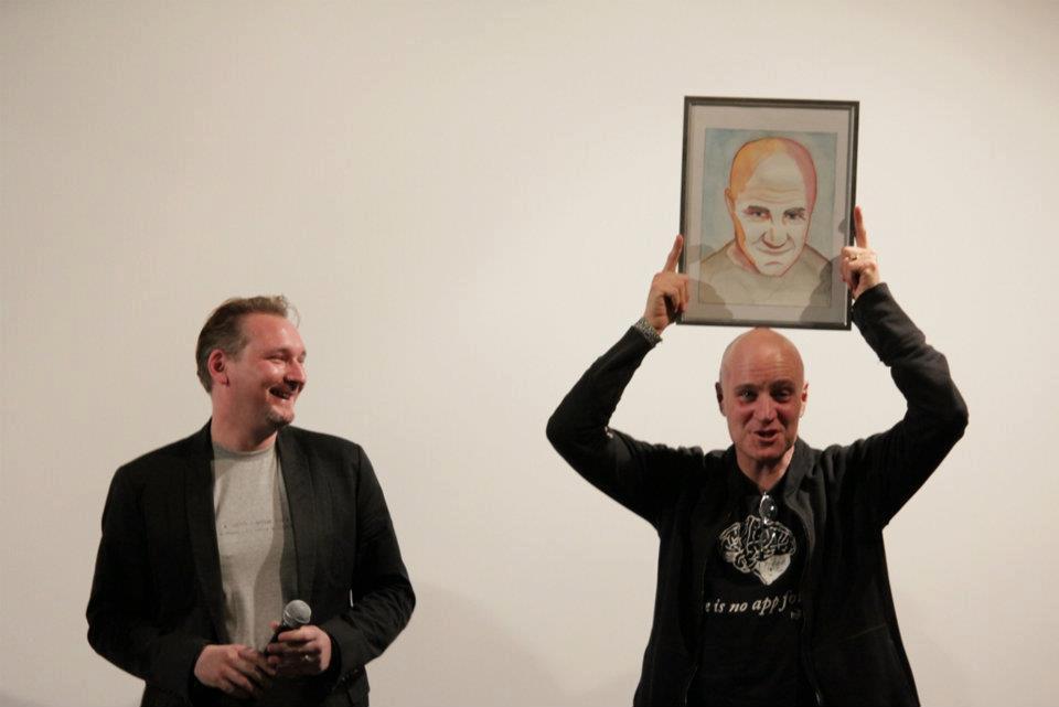 rencontre avec Jan Kounen 2012