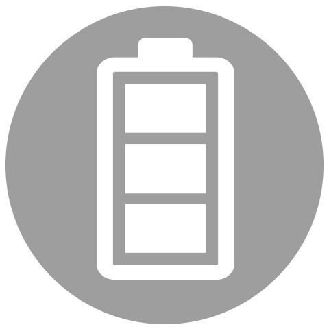 Internal Li-Ion battery